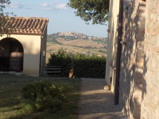 Cingoli, Italia: il panorama