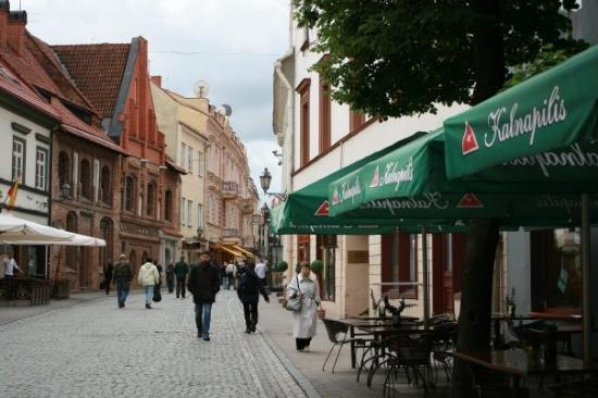 Vilnius Old Town: shopping in Vilnius