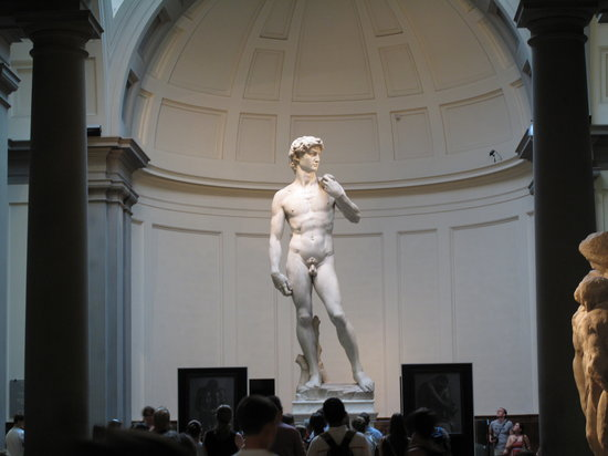 Accademia Gallery: David