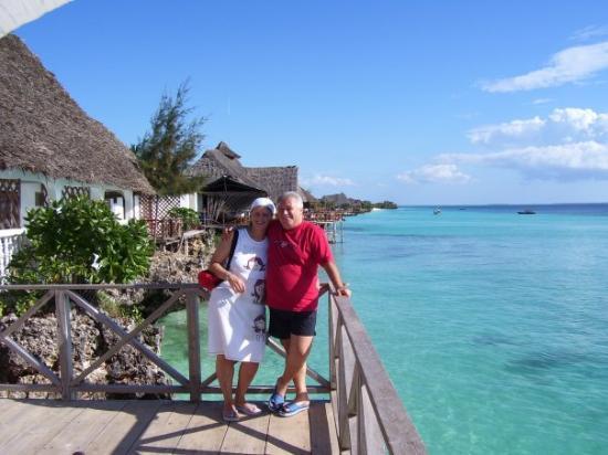 Nungwi Village Beach Resort: noi in paradiso 06