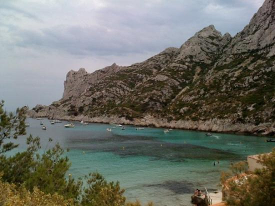 Calanque de sormiou picture of marseille bouches du for Marseille bdr