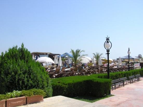 Promenade Bild Von Goldstrand Provinz Varna Tripadvisor