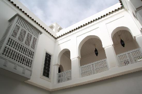 Riad Chi-Chi : upper floors