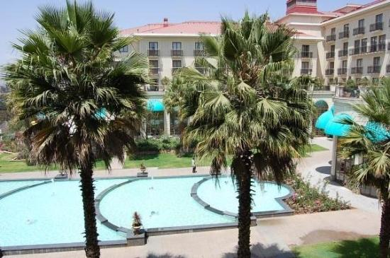 Sheraton Addis, a Luxury Collection Hotel: Sheraton Inn in Addis Ababa, Ethiopia.
