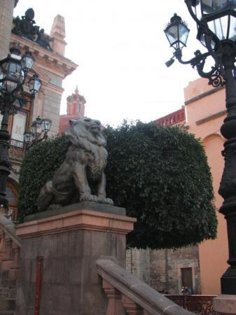 Juarez Theater (Teatro Juarez) Image
