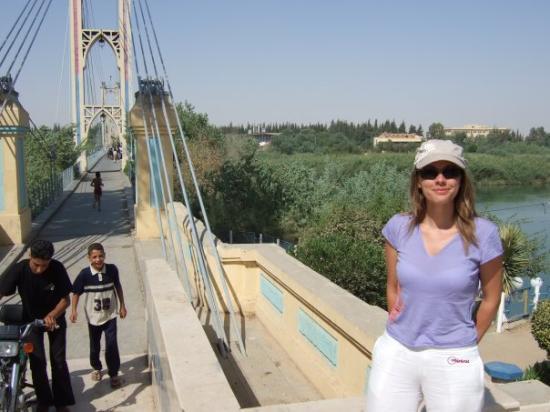 Deir Ezzor. Junto al río Éufrates!!!