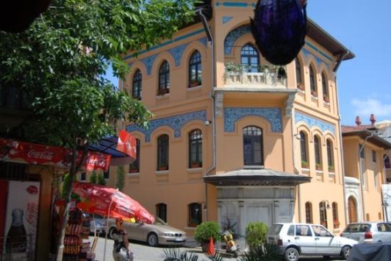 โรงแรมโฟร์ซีซั่นส์ อิสตันบูล แอท สุลต่านอาห์เหม็ด ภาพถ่าย