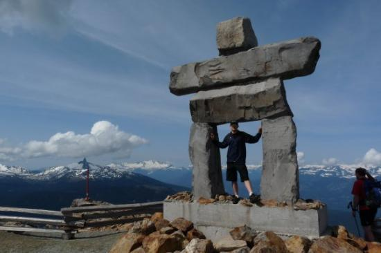 Whistler, Canada: july 09