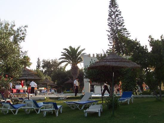 Seabel Alhambra Beach Golf & Spa: les abords