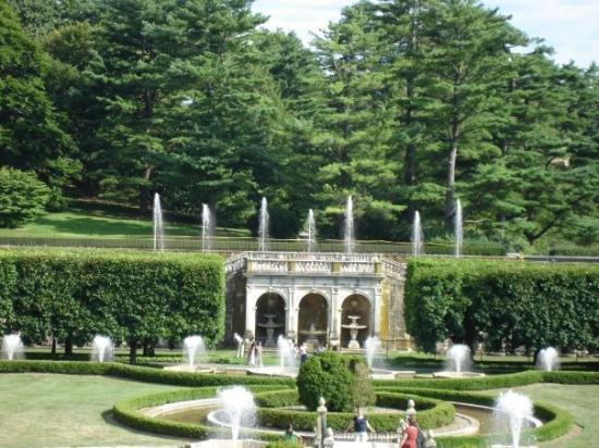 Longwood Gardens ภาพถ่าย