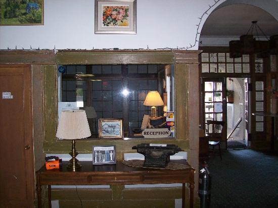 Rodmay Heritage Hotel : reception