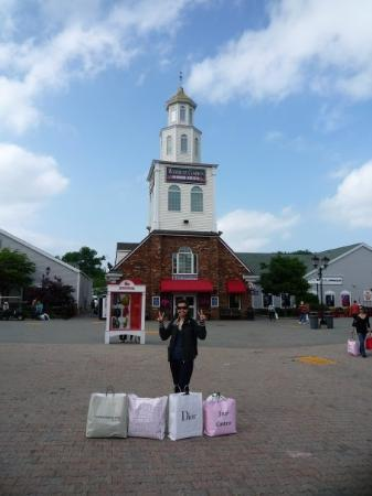 Woodbury Common Premium Outlets-bild