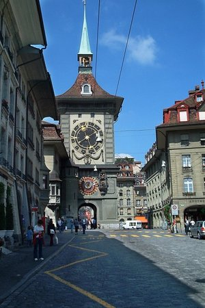 Clock Tower - Zytglogge