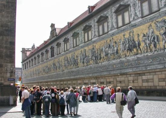 Royal Palace (Residenzschloss): Dresden 2002 Das Residenzschloss