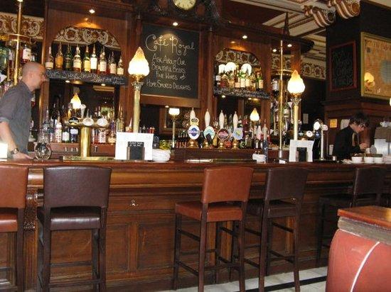 Cafe Royal Circle Bar