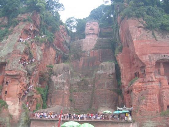 Leshan Giant Buddha (Da Fo): 乐山大佛