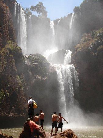 Maroko: Cascadas de Ouzoud