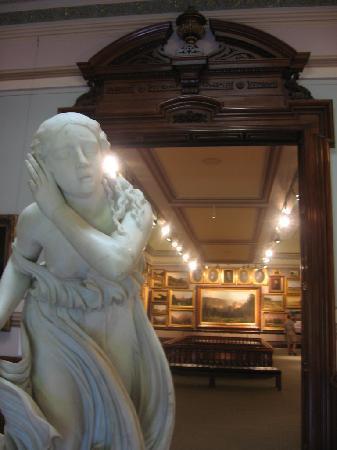 Crocker Art Museum: second flr gallery