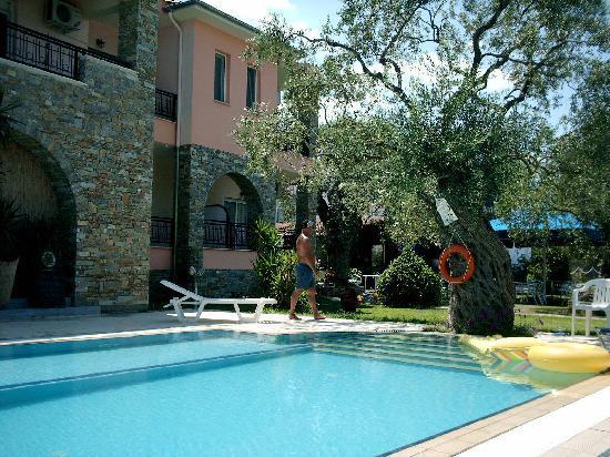 villa eden pool