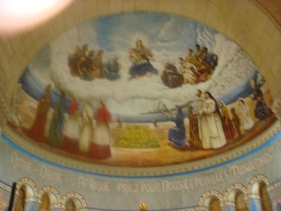 Basilique Notre-Dame d'Afrique Photo