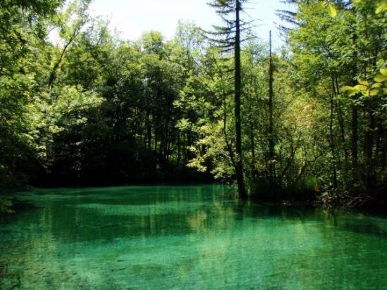 Plitvice Lakes National Park-bild