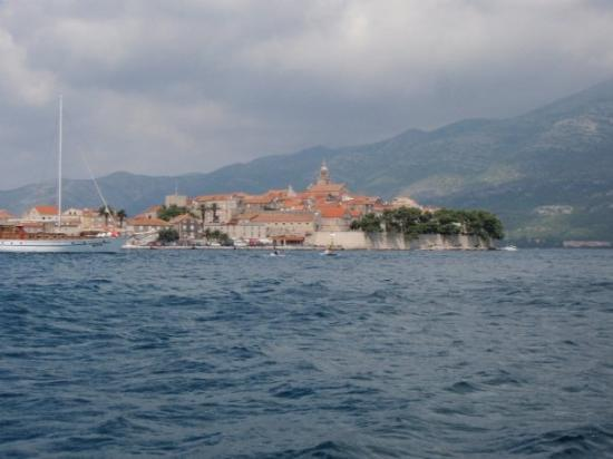 Restaurants in Korcula Town