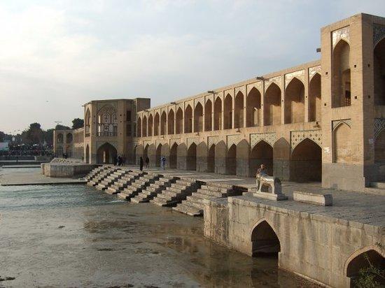 Ponte Khajou