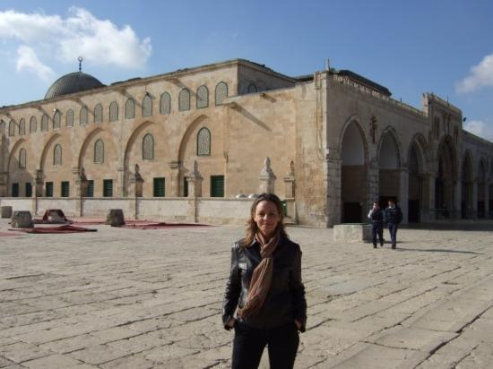 Mezquita de Al-Aqsa: Jerusalén.Mezquita de Al Aqsa