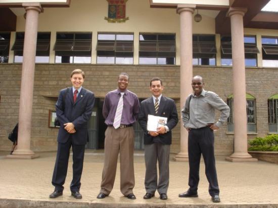 Strathmore University en Kenya - Picture of Nairobi, Kenya