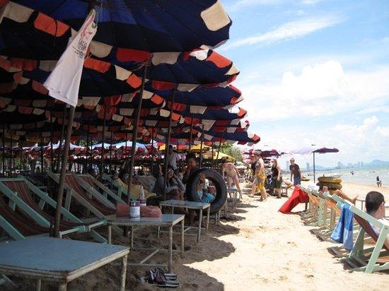 Jomtien Beach Photo