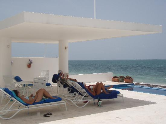 Costa Blanca Condos : The shade spot