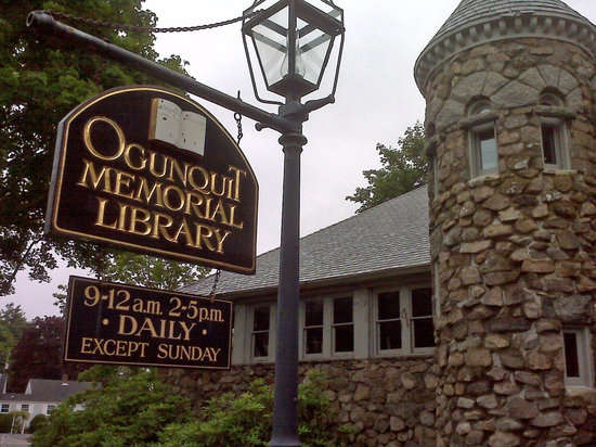 ‪Ogunquit Memorial Library‬