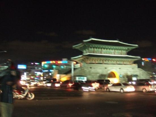 Dongdaemun Gate (Heunginjimun) Photo