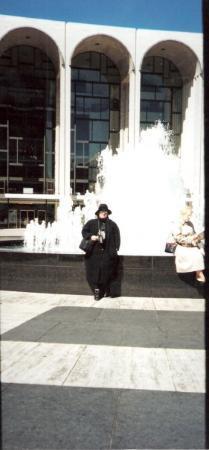 The Metropolitan Opera: Metropolitan Opera, New York. Concurso Pavarotti, marzo 1995.
