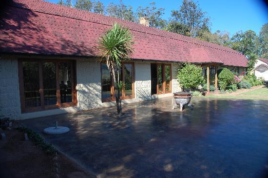 Bulembu Country Lodge: Dining in a Beautiful Setting