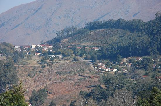 Bulembu Country Lodge: Beautiful Surroundings