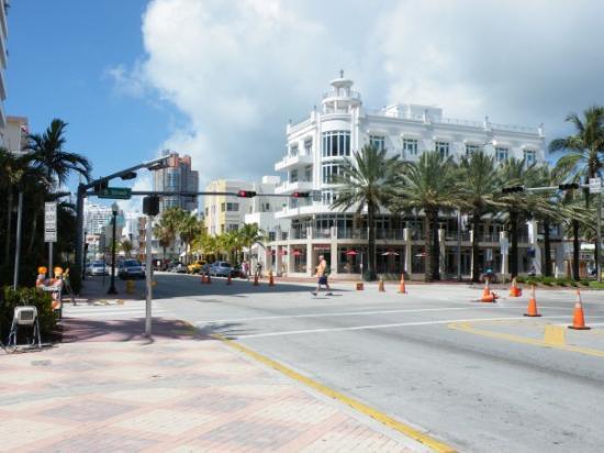 Art Deco Historic District: SoBe