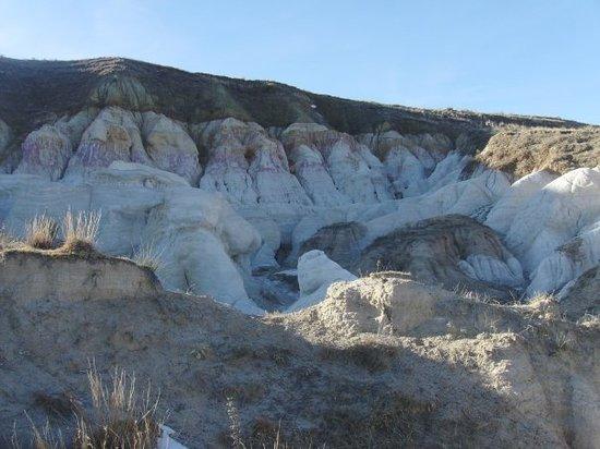 The Paint Mines Interpretive Park