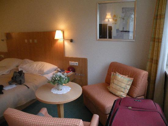 Klughardt Hotel: Bedroom