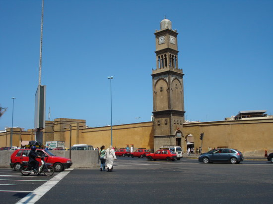 Old Medina of Casablanca