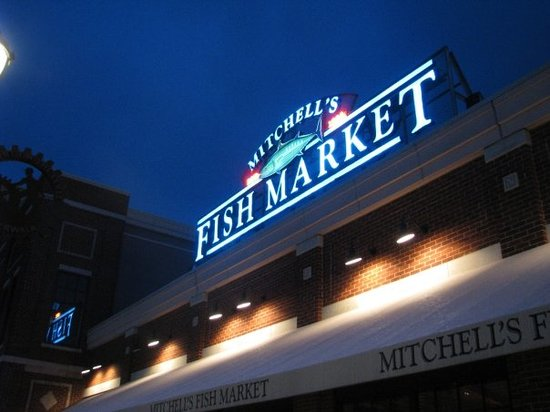 Mitchell 39 s fish market newport menu prices for Fish market prices