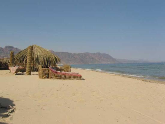 Taba Egypt  City new picture : Aquarium Beach Taba, Egypt Red Sea and Sinai Campground Reviews ...