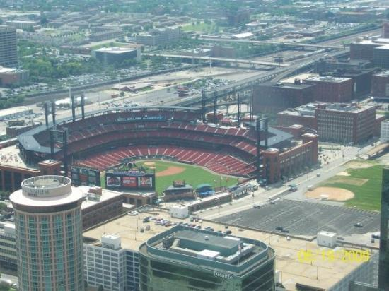 Saint Louis (MO) United States  city pictures gallery : Saint Louis Photo: Saint Louis, MO, United StatesBush Stadium as ...