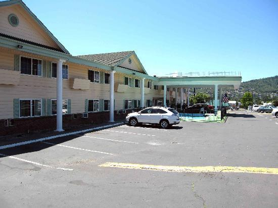 Quality Inn: Comfort Inn Grants Pass