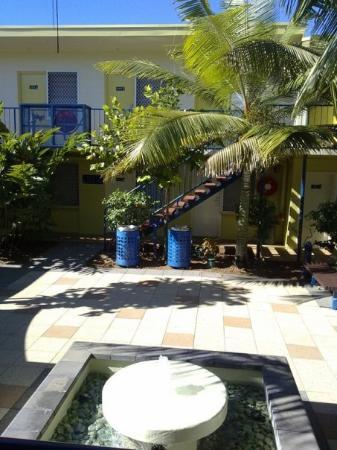 Cairns Central YHA Backpackers Hostel Foto