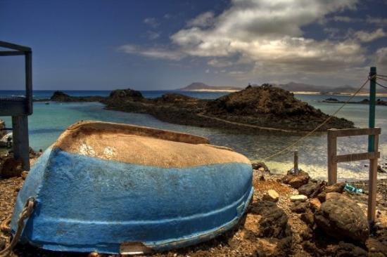 Les vacances direction les canaries sur l 39 le de fuerteventura ici sur l 39 le des loups ave - Jm puerto del rosario ...