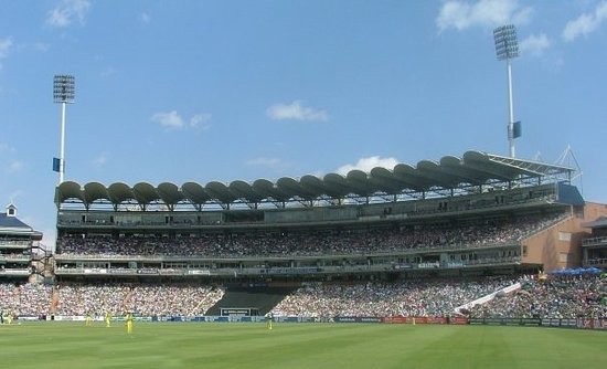 Joanesburgo, África do Sul: Wanderers Cricket Stadium, Johannesburg, South Africa