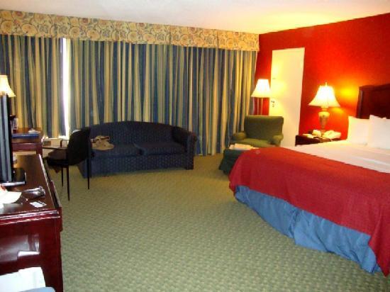 Holiday Inn Washington College Park: Our Room 3rd floor