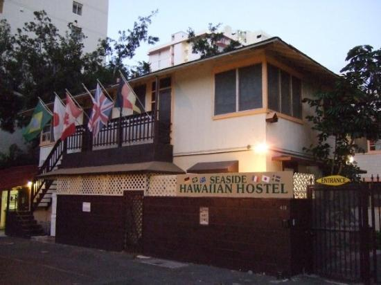 Foto de Seaside Hawaiian Hostel