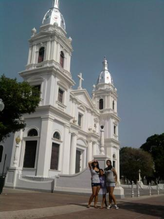 Cathedral of our Lady of Guadeloupe : Catedral de Guadalupe de Ponce, PR